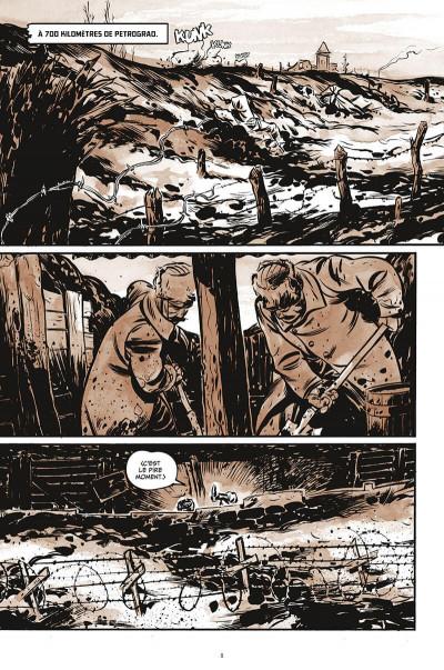 Page 3 Petrograd - nouvelle édition