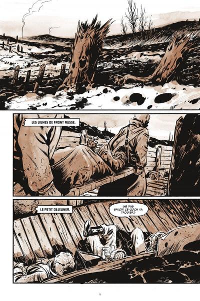 Page 4 Petrograd - nouvelle édition