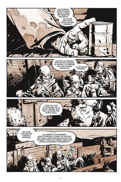 Page 5 Petrograd - nouvelle édition