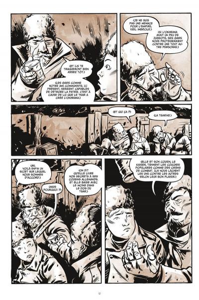 Page 7 Petrograd - nouvelle édition