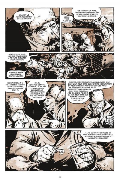 Page 8 Petrograd - nouvelle édition