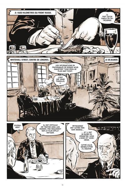 Page 9 Petrograd - nouvelle édition