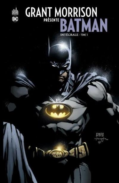Couverture Grant Morrison présente Batman - intégrale tome 3
