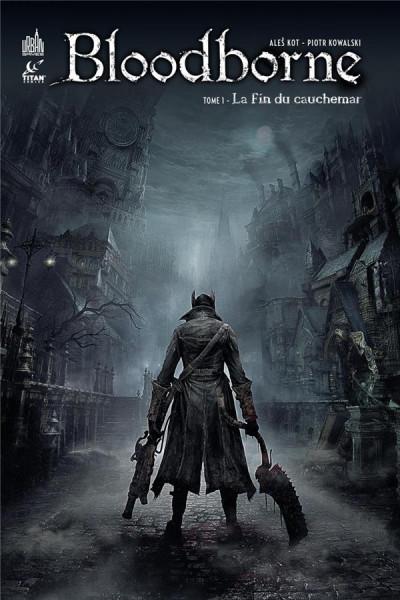 Couverture Bloodborne tome 1