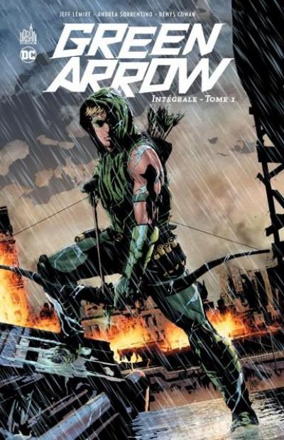 Couverture Green Arrow - intégrale tome 1