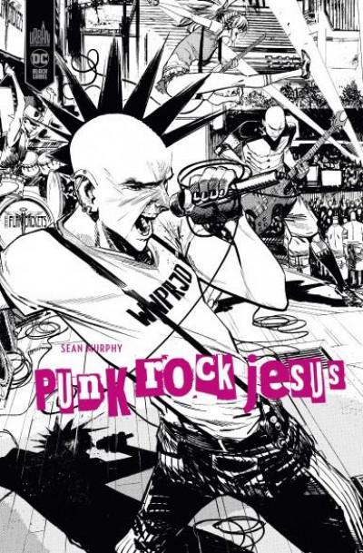 Couverture Punk rock Jésus