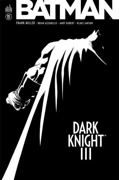 Couverture Batman - Dark knight III - intégrale