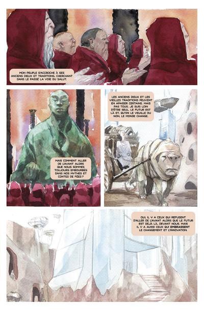 Page 1 Descender tome 6