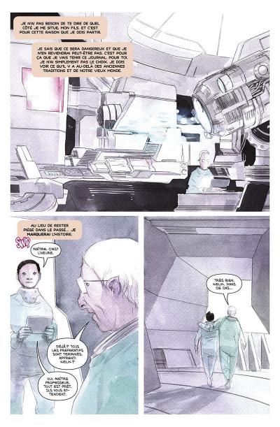 Page 2 Descender tome 6