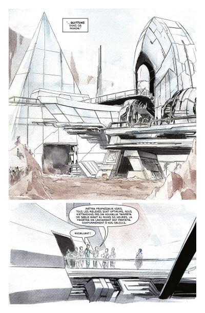 Page 3 Descender tome 6