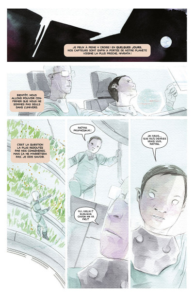 Page 8 Descender tome 6