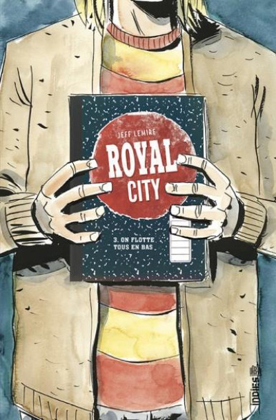 Couverture Royal city tome 3
