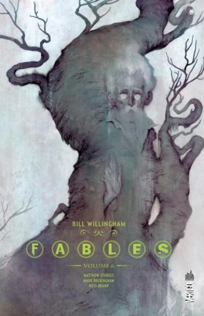Couverture Fables - intégrale tome 6