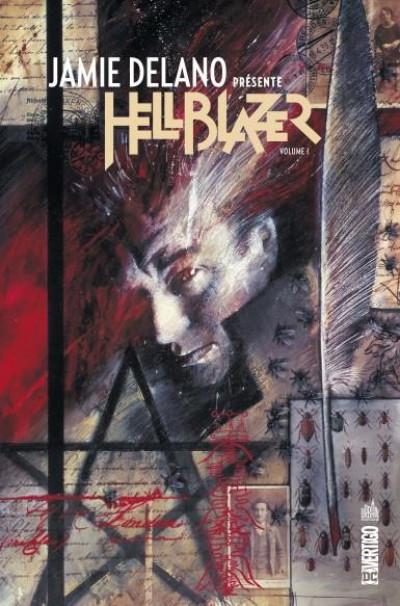 Couverture Jamie Delano présente Hellblazer tome 1