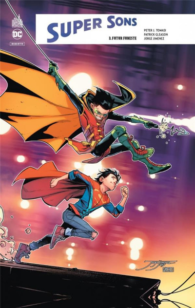 Couverture Super sons tome 3
