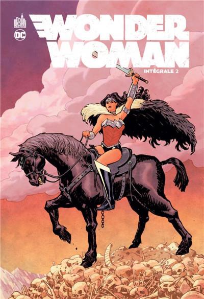 Couverture Wonder Woman - intégrale tome 2