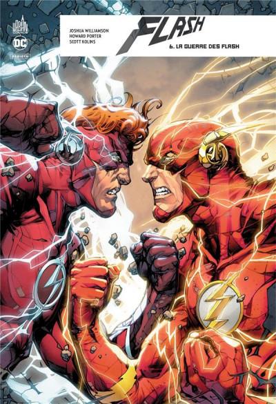 Couverture Flash rebirth tome 6