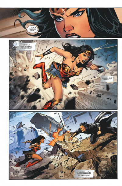 Page 9 Wonder woman rebirth tome 6