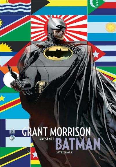 Couverture Grant Morrison présente Batman - intégrale tome 4