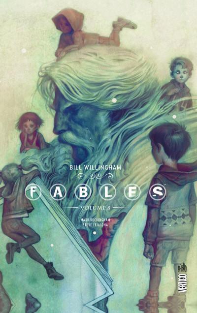 Couverture Fables - intégrale tome 8