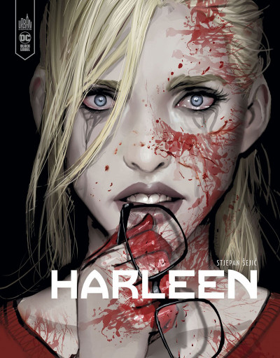 Couverture harleen - tome 0