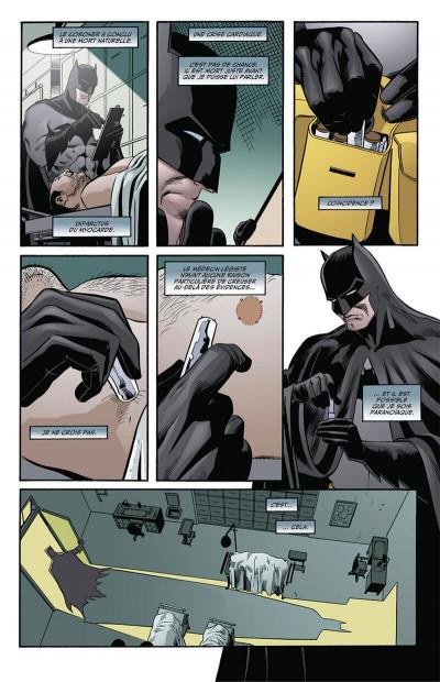 Page 0 Batman meurtrier & fugitif tome 3