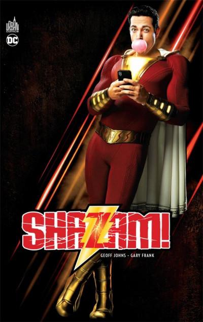 Couverture Shazam - édition cinéma
