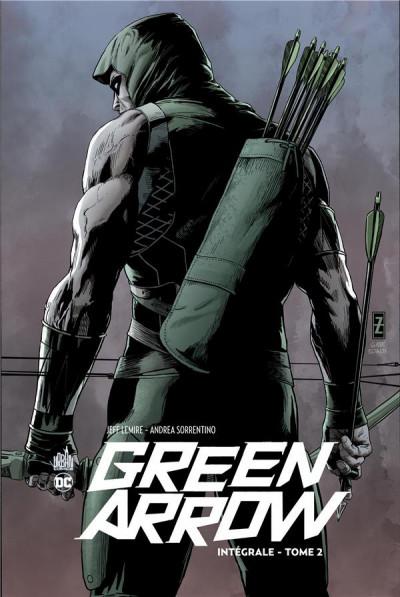 Couverture Green Arrow - intégrale tome 2