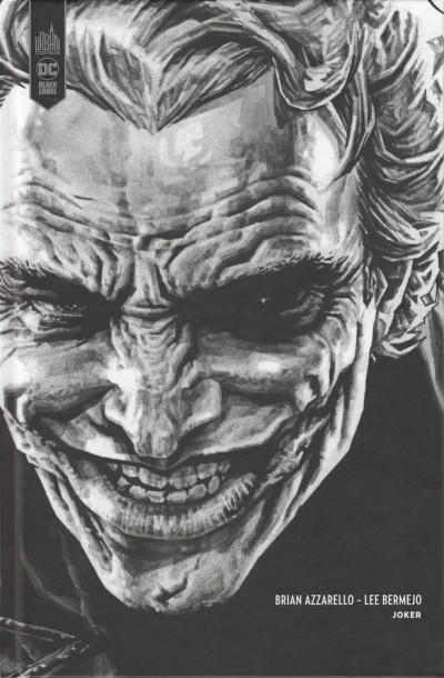 Couverture Joker (op Black Label 2020)