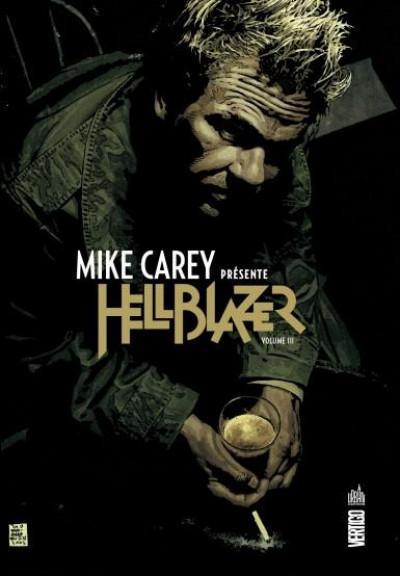 Couverture Mike Carey présente Hellblazer tome 3