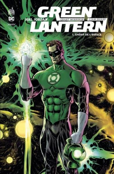 Couverture Hal Jordan - Green lantern tome 1