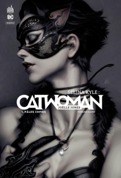 Couverture Selina Kyle - Catwoman tome 1