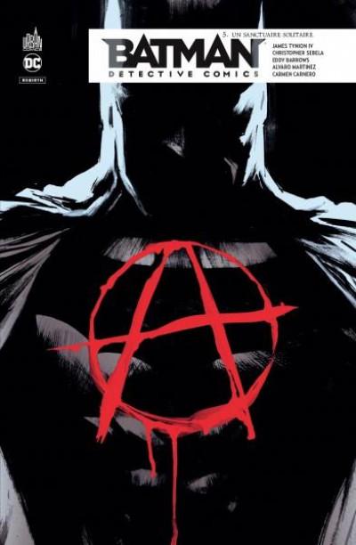 Couverture Batman - détective comics tome 5