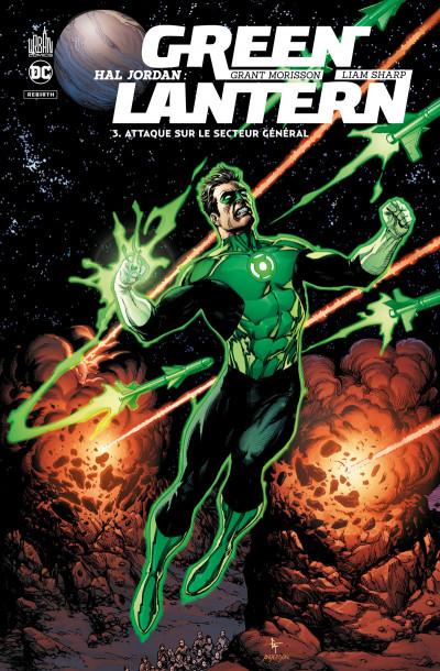 Couverture Hal Jordan - Green Lantern tome 3