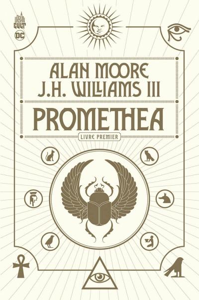 Couverture Promethea tome 1