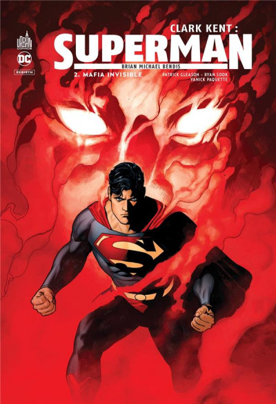 Couverture Clark Kent - Superman tome 2