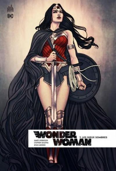 Couverture Wonder woman rebirth tome 7