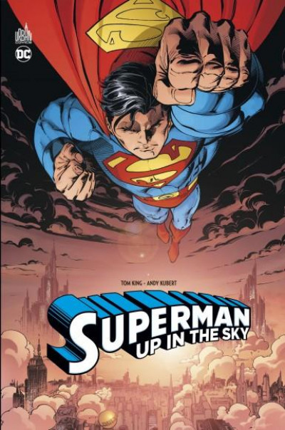 Couverture Superman : up in the sky