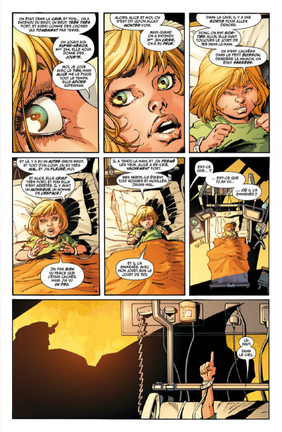 Page 3 Superman : up in the sky