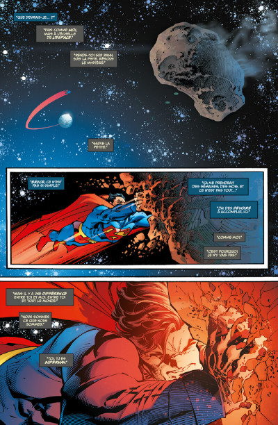 Page 6 Superman : up in the sky