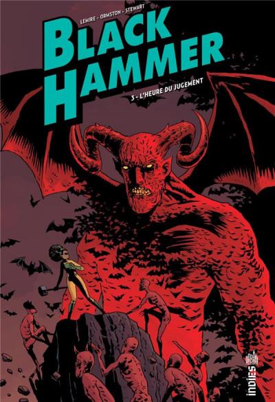 Couverture Black hammer tome 3