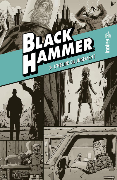 Page 6 Black hammer tome 3
