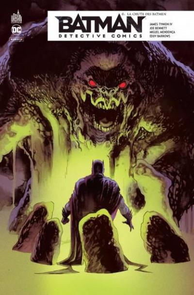 Couverture Batman - détective comics tome 6