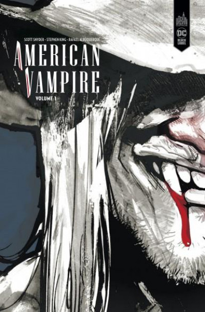 Couverture American vampire - intégrale tome 1