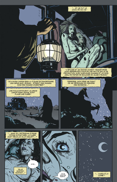 Page 2 American vampire - intégrale tome 1