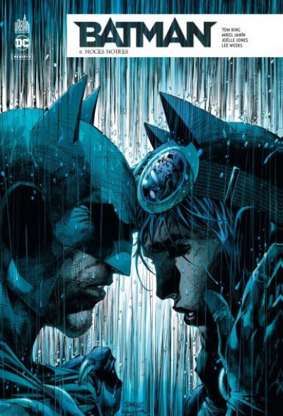 Couverture Batman rebirth tome 8