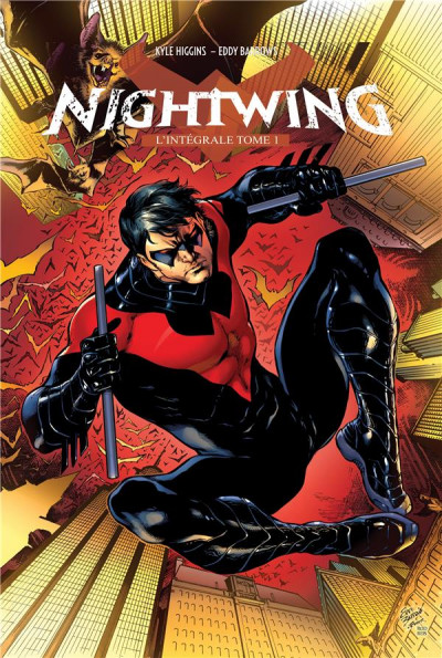 Couverture Nightwing - intégrale tome 1