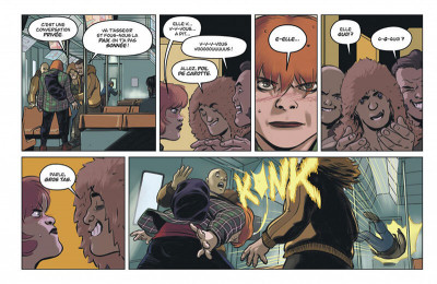 Page 1 Black hand iron head tome 1