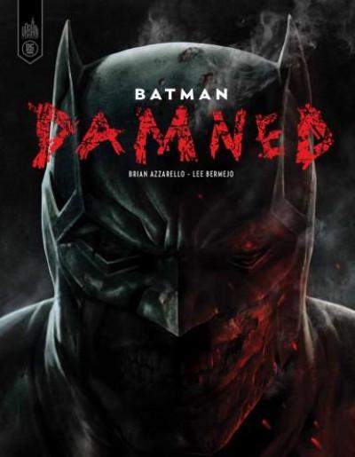 Couverture Batman - damned