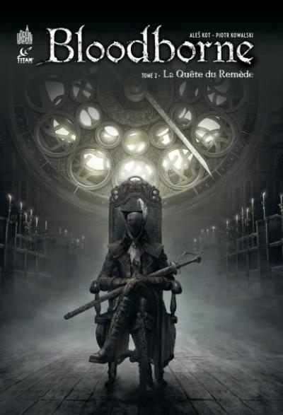 Couverture Bloodborne tome 2